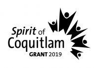 2019 Spirit of Coquitlam Logo - BW